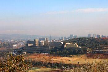 UNISA Main Campus in Pretoria, Tshwane, Gauteng