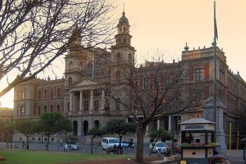 Palace of Justice on Church Square, Pretoria, Tshwane, Gauteng