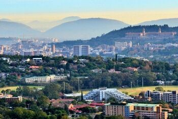 Lukasrand, Groenkloof, Arcadia , Union Buildings, pretoria CBD, Tshwane, Gauteng